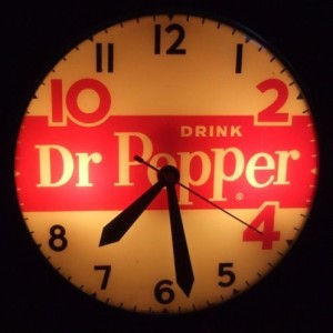 DrPepperClock